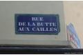 Les lieux emblématiques et les rues cachées de la Butte aux Cailles