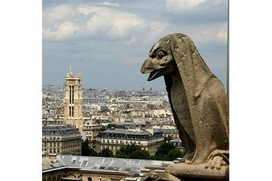 Unusual: esoteric Paris