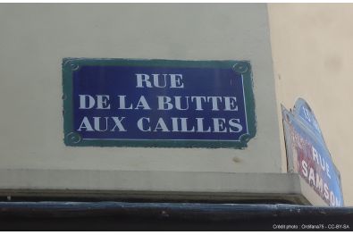 Private tour: La Butte aux Cailles, between countryside and street art