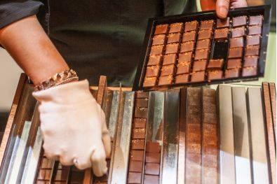 Private tour: The Marais quarter and its chocolate maker