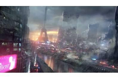 Le Paris des jeux vidéo