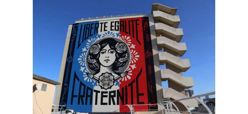 Le Paris du Street Art: 13ème