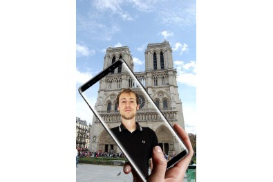 Votre guide virtuel dans dans l'île de la Cité