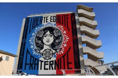 Visite privée : Paris du Street Art, les grandes fresques du 13eme arrondissement