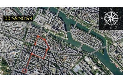 Escape Game: Echappez à la crue de la Seine