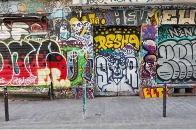 Insolite : la Paris du Street Art